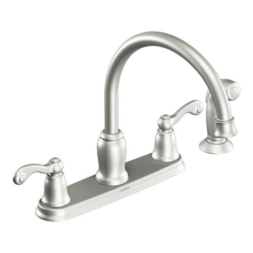 Moen® Traditional Two-Handle Kitchen Faucet At Menards®