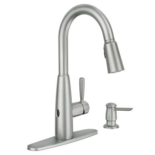 Moen® Sperry™ with MotionSense™ Wave One-Handle Pull-Down ...