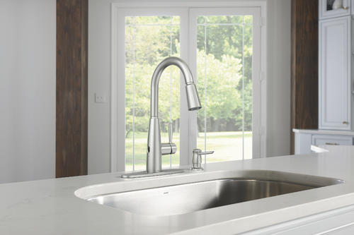 Moen Sperry With Motionsense Wave One Handle Pull Down