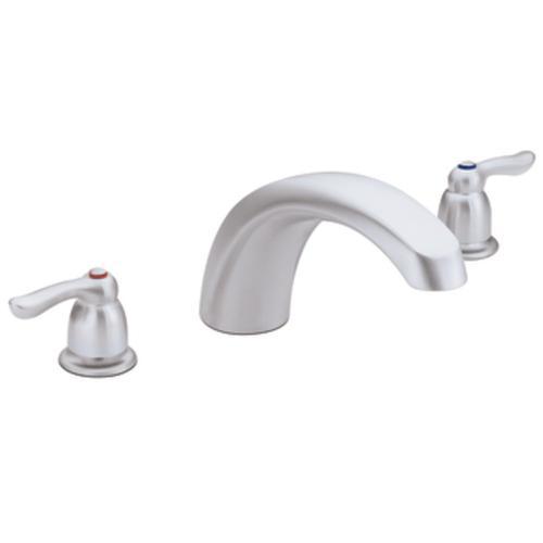 Moen Cau Two Handle Roman Tub Faucet Trim Only At Menards