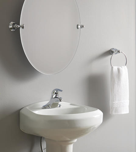 Moen Adler One Handle 4 Centerset Bathroom Faucet At Menards