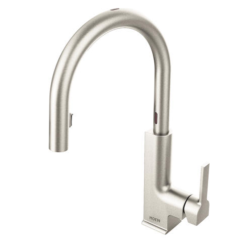 Moen® STo® With MotionSense® One Handle Pull Down Touchless ...