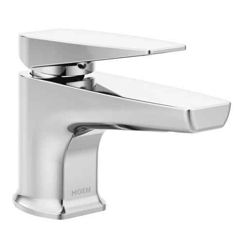 . Moen  Via  Single Handle Low Profile Bathroom Faucet at Menards
