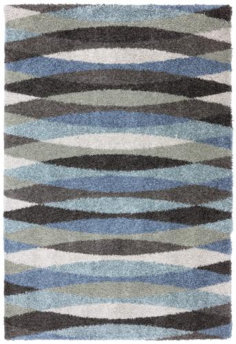 Mohawk Home Shag Elegance Collection Swirl Area Rug 8\' x 10\' at Menards®