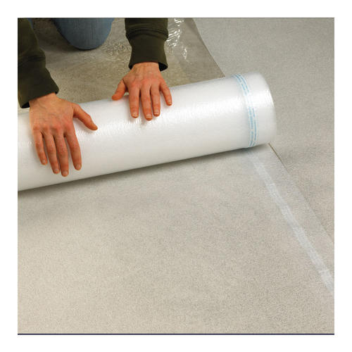 Mp Global Products Duofoam 225 Thick Floating Floor Underlayment