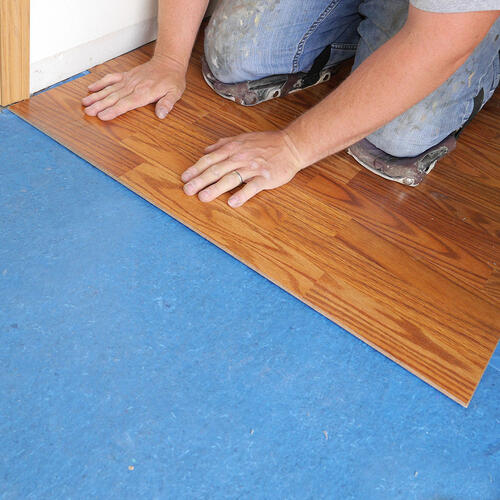 Floating Floor Underlayment