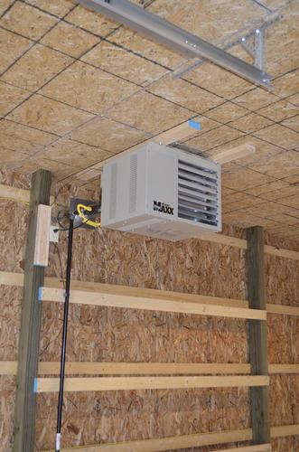 Mr heater big maxx install the garage journal board.