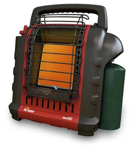Mr Heater Buddy 9 000 Btu Portable Propane Heater At Menards