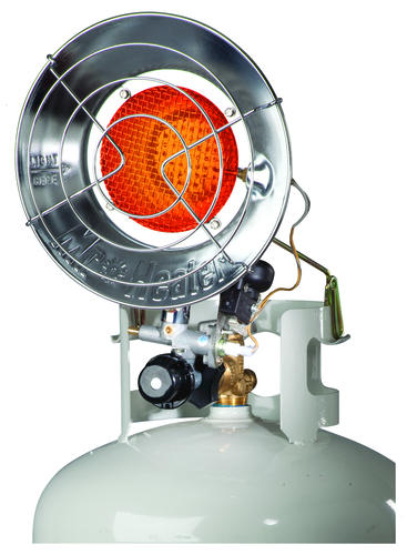 Mr. Heater® 15,000 BTU Tank Top Portable Propane Heater ...
