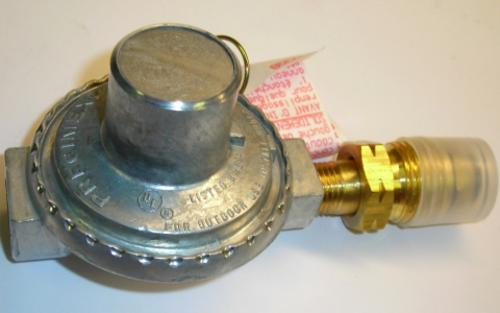 Mr Heater Propane Low Pressure Regulator At Menards