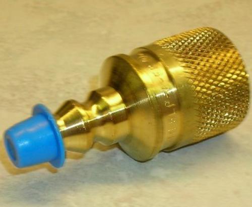 "Heater Propane Cylinder Fill Plug with a 7//8/"" Female POL Mr"