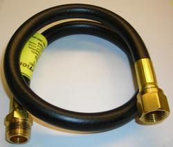 """HEATER* 22/"""" Propane LP Gas REPLACEMENT HOSE Assembly 3//8/"""" BBQ GRILL F273716 *MR"""