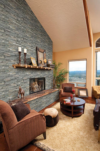 Thick Stack Real Stone Veneer Siding