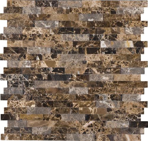 Ms International Stik Wall Tile 12 X 12 Stone Mosaic Tile