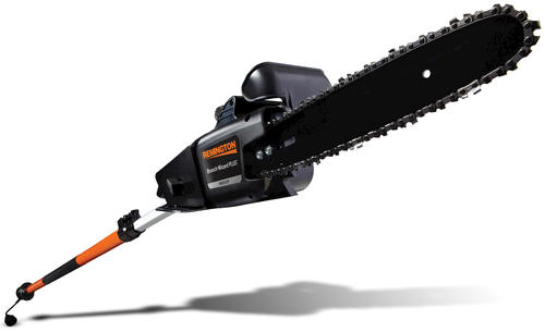 Remington Ranger 10 8 Amp Corded Electric Pole Saw Combo At Menards