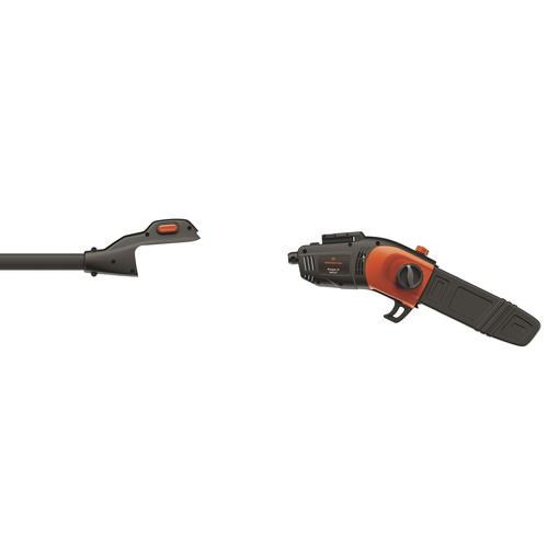 Remington Ranger Ii 10 8 Amp Corded Electric Pole Saw Combo At