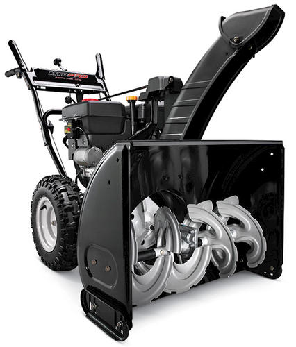 Menards Snow Blowers >> Mtd Pro 28 243cc Two Stage Gas Snow Blower At Menards