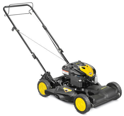 Brute 174 21 Quot 163cc Gas Self Propelled Lawn Mower At Menards 174