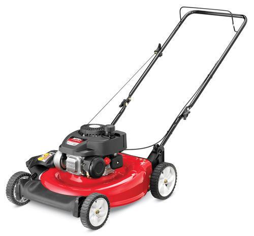 MTD Yard MachinesR 21 140cc Gas Push Lawn Mower At MenardsR