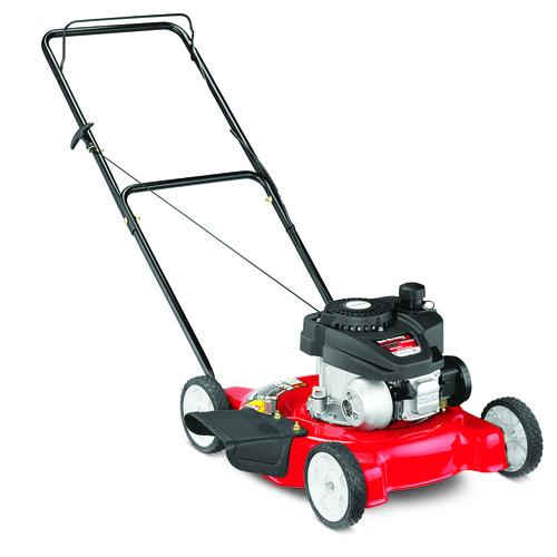 Yard Machines 174 20 Quot 125cc Gas Push Lawn Mower At Menards 174