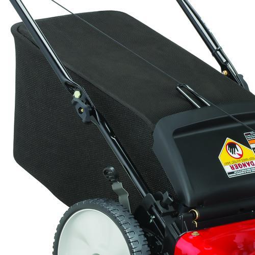 Yard Machines 174 21 Quot 140cc Gas Push Lawn Mower At Menards 174