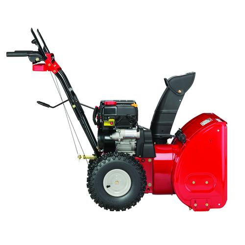 """Menards Snow Blowers >> Yard Machines® 26"""" 208cc Two-Stage Electric Start Gas Snow Blower at Menards®"""