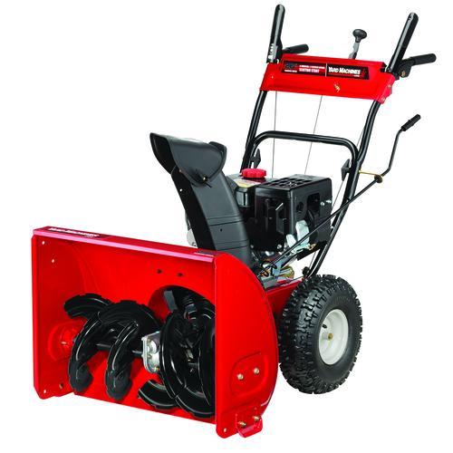 "Menards Snow Blowers >> Yard Machines® 26"" 208cc Two-Stage Electric Start Gas Snow Blower at Menards®"