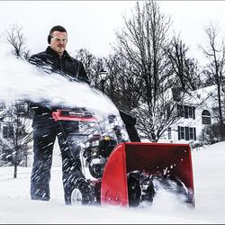 """Menards Snow Blowers >> Yard Machines® 24"""" 208cc Two-Stage Electric Start Gas Snow ..."""