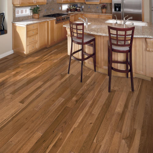 Great Lakes Wood Floors 3 4 X 3 Hickory Solid Hardwood Flooring
