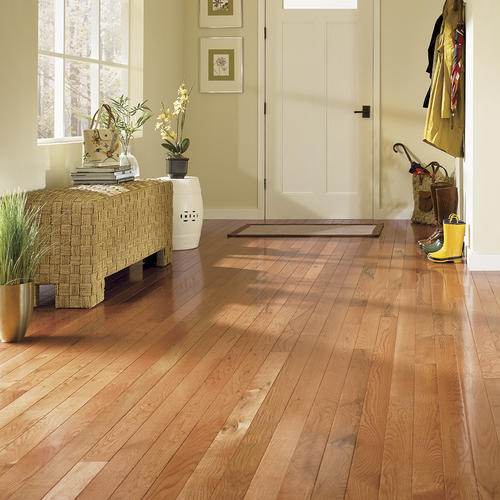 Great Lakes Wood Floors 3 4 X 3 Oak Solid Hardwood Flooring 24 Sq
