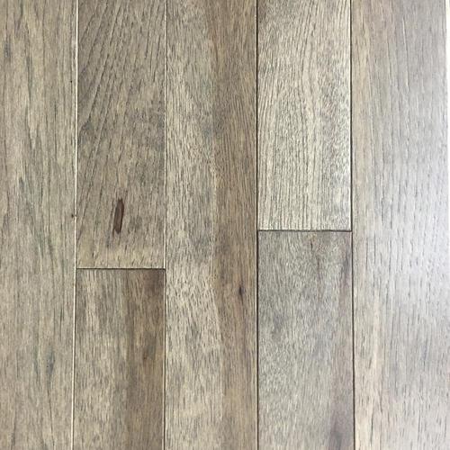 Great Lakes Wood Floors 34 X 3 Pebble Stone Hickory Solid Hardwood