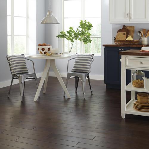 Great Lakes Wood Floors 38 X 5 38 Espresso Oak Engineered Hardwood