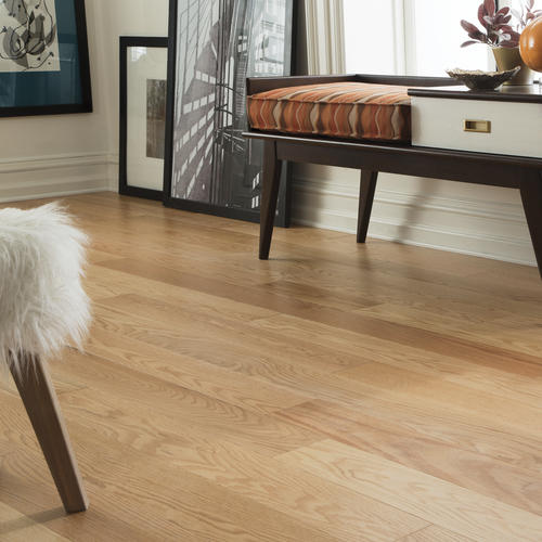 Great Lakes Wood Floors 3 4 X 4 Oak Solid Hardwood Flooring 16 Sq Ft Ctn At Menards