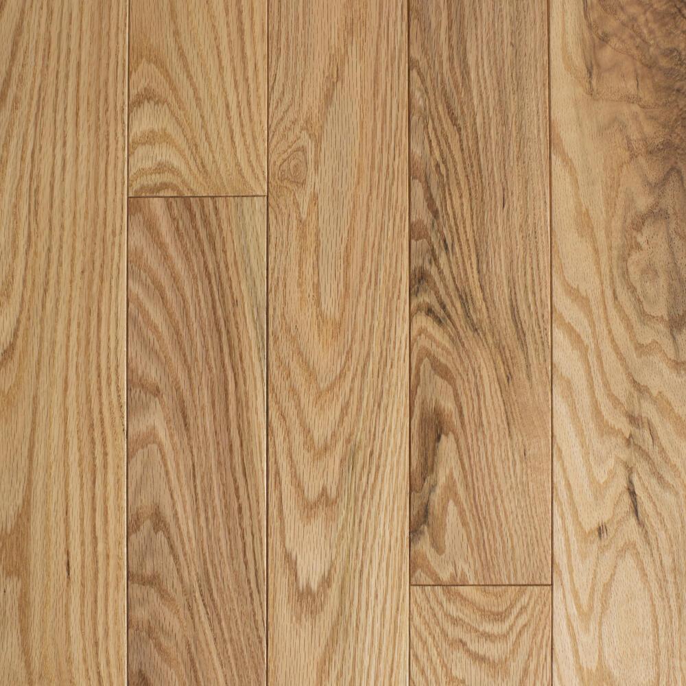 4 Oak Solid Hardwood Flooring