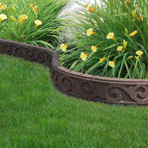 Flexi Curve Rubber Lawn Edging