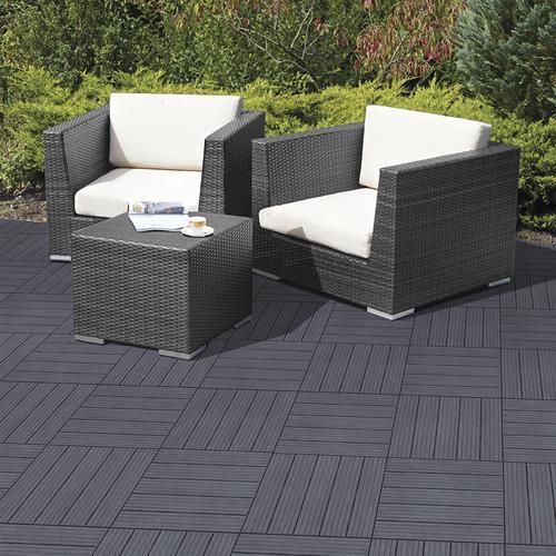 Beau Multy Home 12x12 Deck Tile   6 Pack At Menards®
