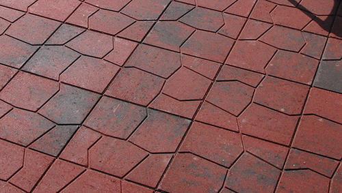 Marvelous Lakestone 16 X 16 Patio Block At Menards®