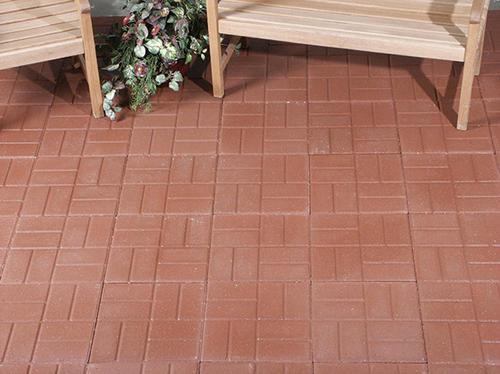 Brickface 12 X 12 (S) Patio Block At Menards®