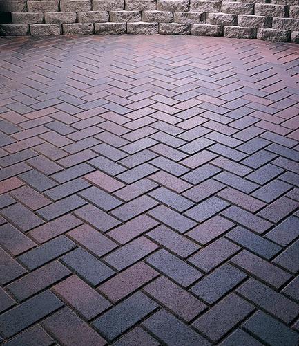 "Patio Stone Designs Online: 4"" X 8"" Holland Paver At Menards®"
