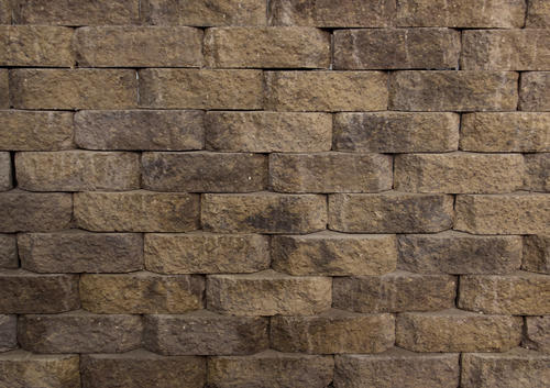 3 1 2 Quot X 11 1 2 Quot Crestone Beveled Retaining Wall Block At