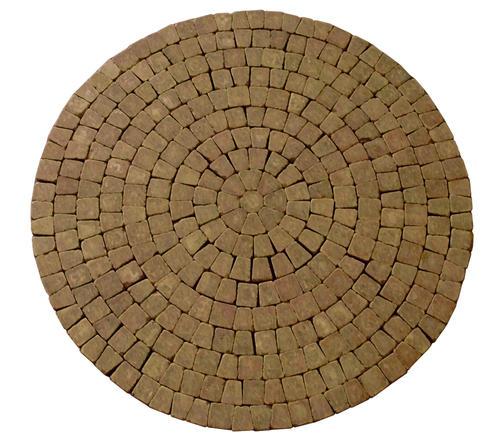9 1/2u0027 Tumbled Circle Paver Kit At Menards®