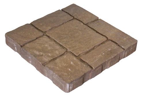 "16"" X 16"" EZ Slate Patio Block At Menards®"