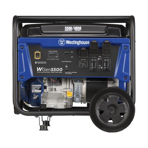 Westinghouse 5500 running 6850 starting watt portable generator at westinghouse 5500 running 6850 starting watt portable generator at menards asfbconference2016 Gallery