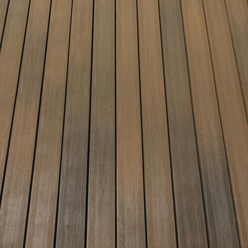 Ultradeck Inspire Low Maintenance Composite Decking Radius Edge Board At Menards