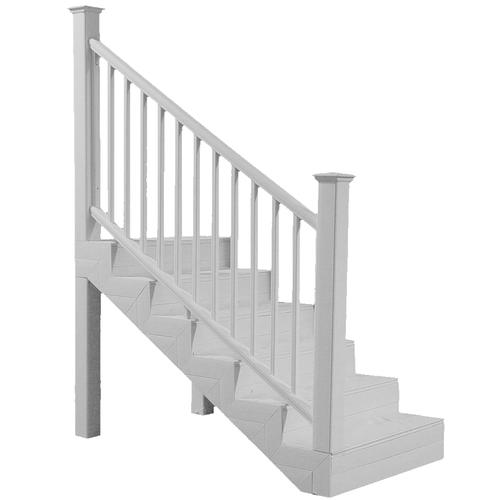 Ultradeck 174 Fusion 174 6 W X 3 H Stair Rail At Menards 174