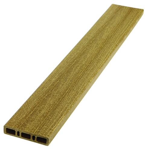 12 Ultradeck Natural Reversible Composite Decking Radius Edge Board At Menards