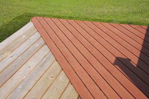 Quickcap Composite Deck Resurfacing 6 Sample