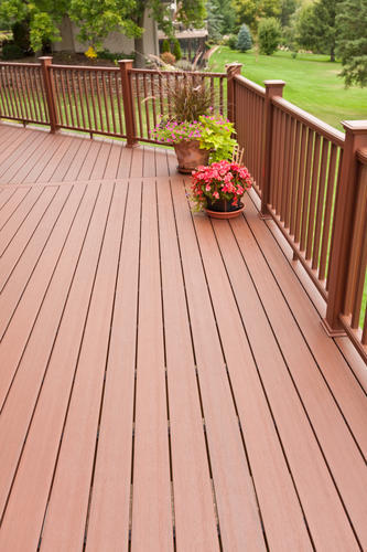 UltraDeck® Fusion™ Low-Maintenance Composite Decking at Menards®
