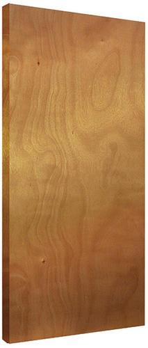 Mastercraft Hardwood Flush Interior Door Only At Menards