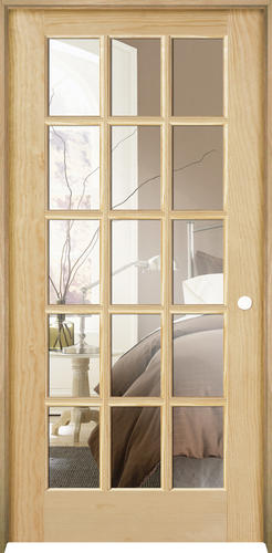 Merveilleux Mastercraft® Ready To Finish Pine Prehung Interior Door At Menards®